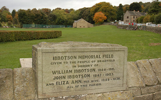 Ibbotson's Memorial Field