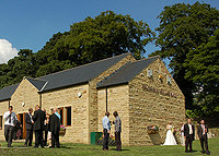 Sheffield Wedding Venue Bradfield Village Hall