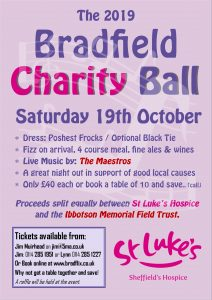2019 Bradfield Charity Ball