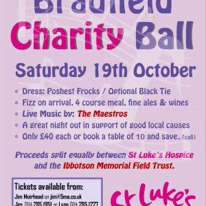 2019 Bradfield Charity Ball