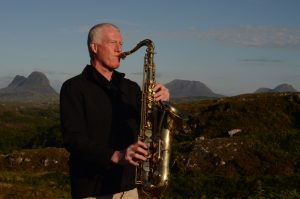 Ian Millar on Sax